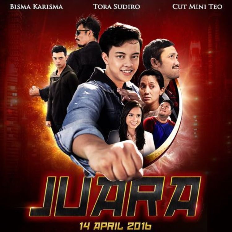 Film JUARA, Support by MITARIK LAIKER
